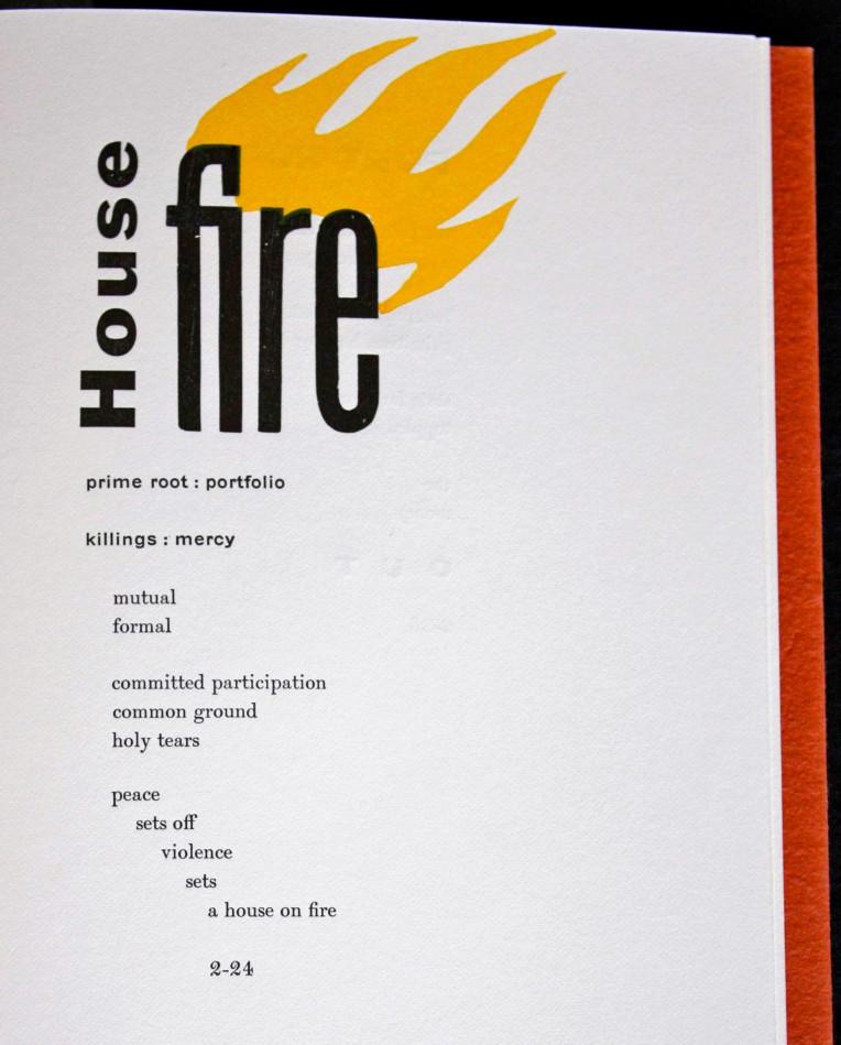 RR1 House Fire
